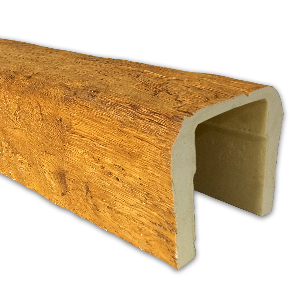 viga imitacao madeira falsa moderna poliuretano 19x17